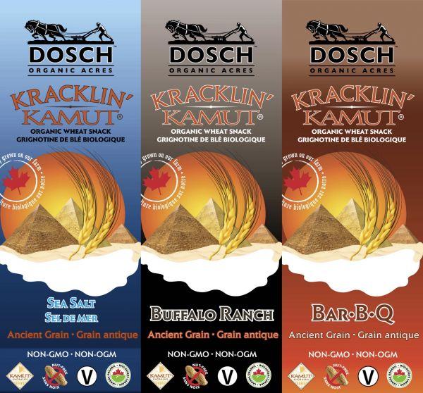 Kracklin' Kamut Variety Pack / Mega Pack